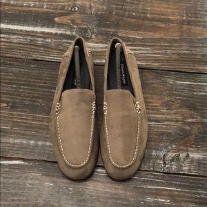 Brand New and Unworn-Robert Wayne Suede Loafers!